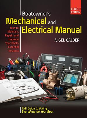 Boatowners Mechanical and Electrical Manual 4/E Cover Image