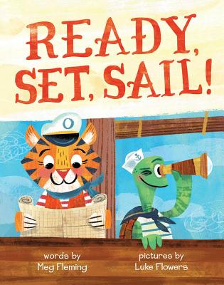 Ready, Set, Sail! Cover Image