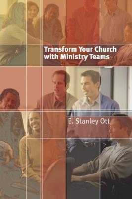 Transform Your Church with Ministry Teams Cover