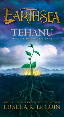 Tehanu (Earthsea Cycle #4) Cover Image