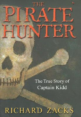 The Pirate Hunter Cover