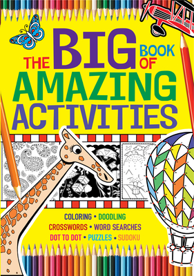 Cover for The Big Book of Amazing Activities