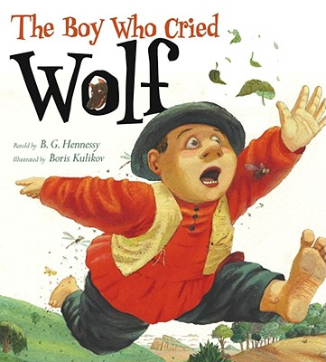 The Boy Who Cried Wolf Cover