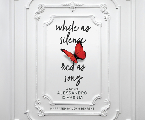 Cover for White as Silence, Red as Song
