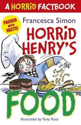 A Horrid Factbook: Food Cover Image