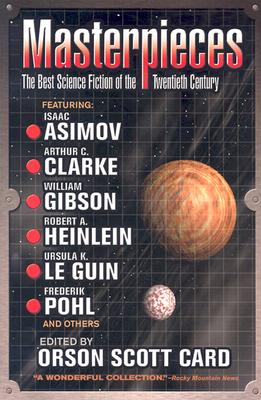 Masterpieces: The Best Science Fiction of the 20th Century Cover Image