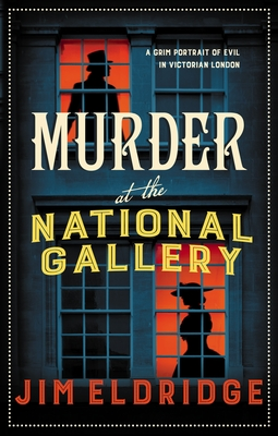 Murder at the National Gallery (Museum Mysteries #7) Cover Image