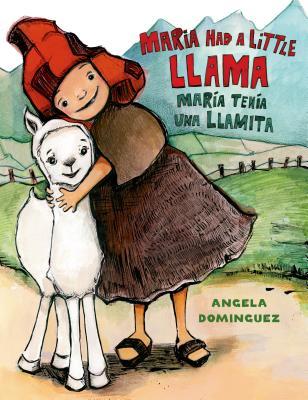 Maria Had a Little Llama / Maria Tenia Una Llamita Cover