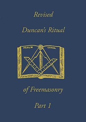 Duncan's Ritual of Freemasonry, Part 1 Cover Image