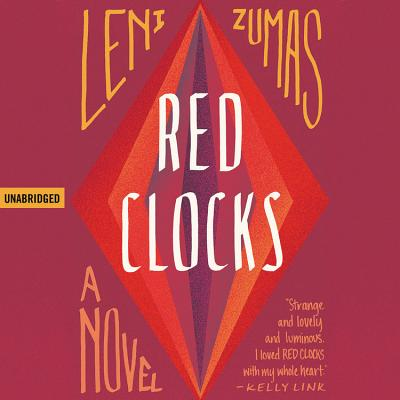 Red Clocks Lib/E Cover Image