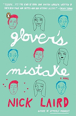 Glover's Mistake: A Novel Cover Image