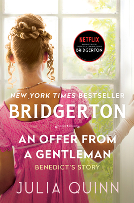 An Offer from a Gentleman: Bridgerton (Bridgertons #3) Cover Image