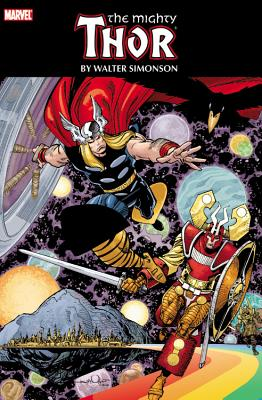 Thor by Walter Simonson Omnibus Cover