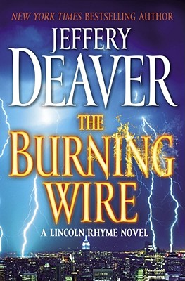 The Burning Wire Cover