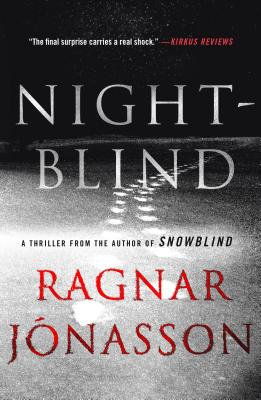 Nightblind: A Thriller (The Dark Iceland Series #2) Cover Image