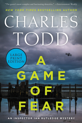 A Game of Fear: A Novel Cover Image