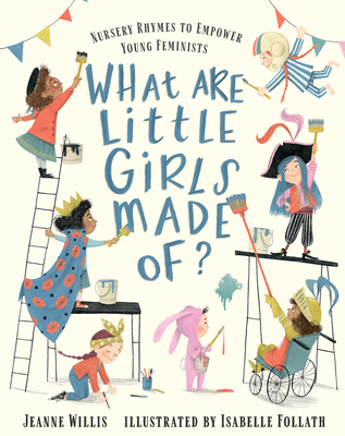 What Are Little Girls Made Of? Cover Image