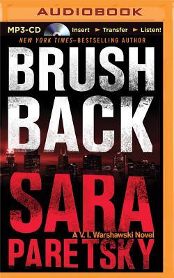 Brush Back (V. I. Warshawski #17) Cover Image