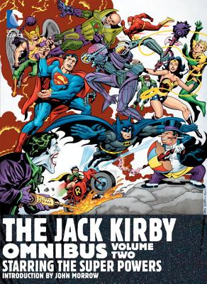 The Jack Kirby Omnibus, Volume 2 Cover