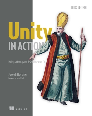 Unity in Action, Third Edition Cover Image