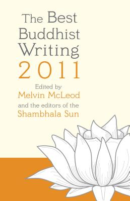The Best Buddhist Writing 2011 Cover Image