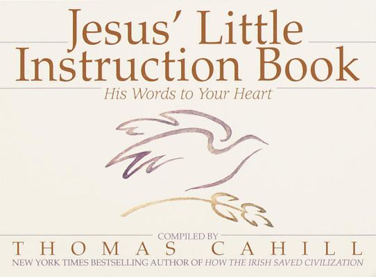 Jesus' Little Instruction Book Cover
