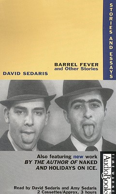 Barrel Fever and Other Stories Cover