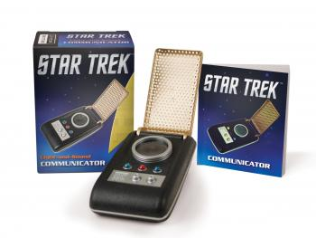 Star Trek: Light-and-Sound Communicator (RP Minis) Cover Image