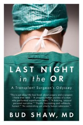 Last Night in the OR Cover