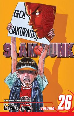 Slam Dunk, Vol. 26 Cover Image