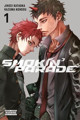 Smokin' Parade, Volume 1 Cover