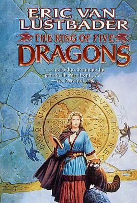 The Ring of Five Dragons Cover