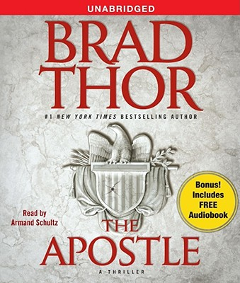 The Apostle (The Scot Harvath Series #8) Cover Image