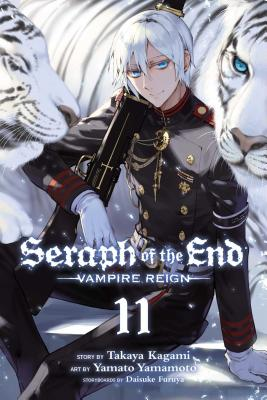 Seraph of the End, Vol. 11: Vampire Reign Cover Image