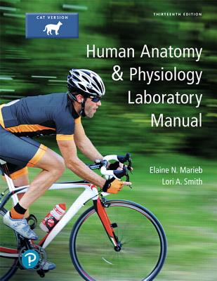 Human Anatomy & Physiology Laboratory Manual, Cat Version Cover Image