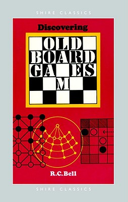 Discovering Old Board Games Cover Image