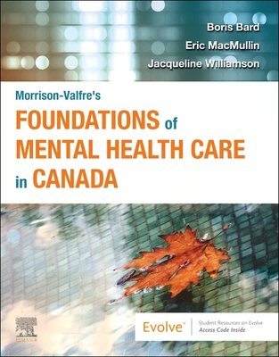 Morrison-Valfre's Foundations of Mental Health Care in Canada, 1e Cover Image