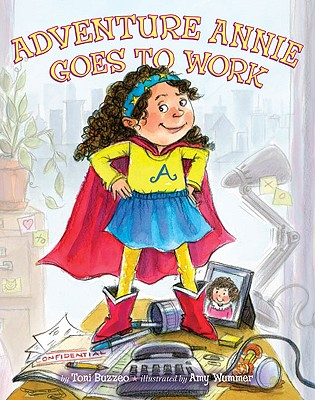 Adventure Annie Goes to Work Cover