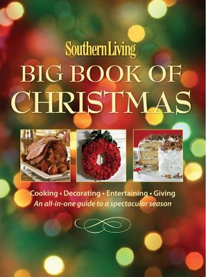 Southern Living Big Book of Christmas Cover