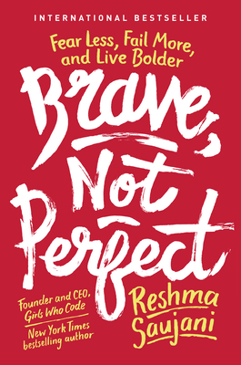 Brave Not Perfect cover image