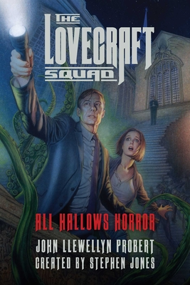 Cover for The Lovecraft Squad