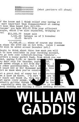 JR (American Literature (Dalkey Archive)) Cover Image