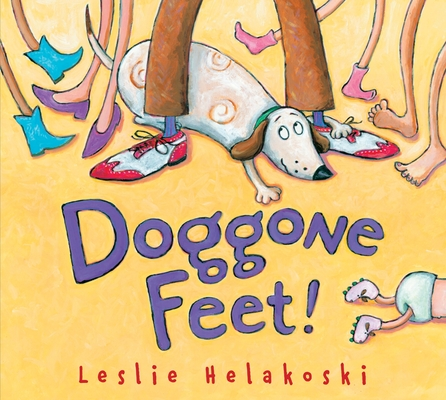 Doggone Feet! Cover
