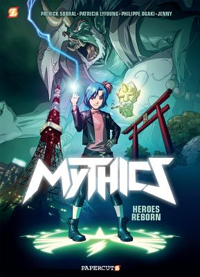 The Mythics #1: Heroes reborn Cover Image