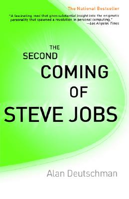 The Second Coming of Steve Jobs Cover Image