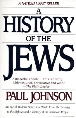 A History of the Jews Cover