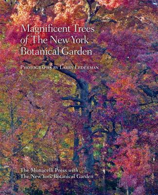 Magnificent Trees of the New York Botanical Garden Cover