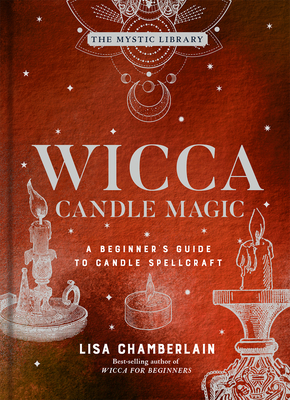 Cover for Wicca Candle Magic, 3
