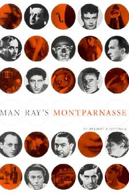 Cover for Man Ray's Montparnasse
