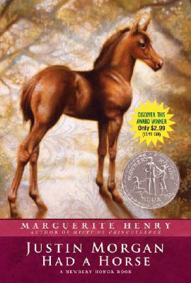 Justin Morgan Had a Horse Cover Image